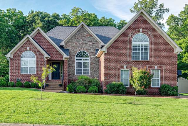 1081 Secretariat Dr, Mount Juliet, TN 37122 (MLS #RTC2058422) :: Village Real Estate