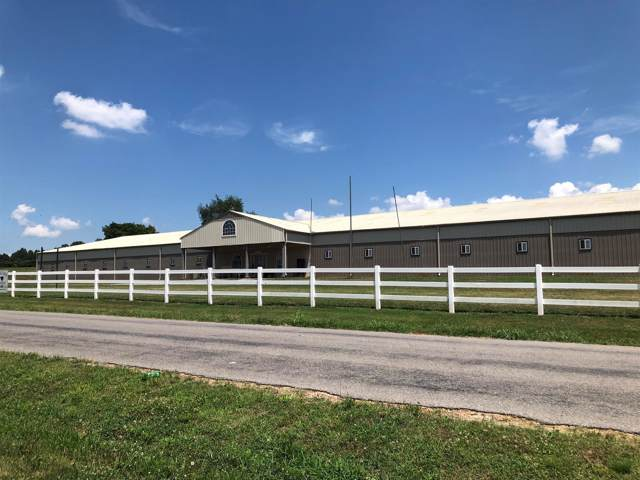 120 Troupe Road, Shelbyville, TN 37160 (MLS #RTC2059555) :: Village Real Estate