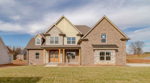 26 Savannah Glen, Clarksville, TN 37043 (MLS #RTC2059786) :: Village Real Estate