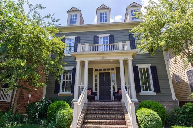 434 Wire Grass Lane, Franklin, TN 37064 (MLS #RTC2060028) :: DeSelms Real Estate
