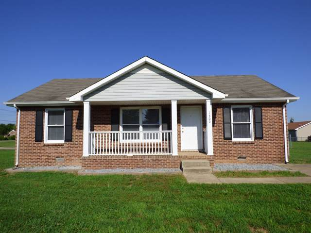 1300 Chucker Dr, Clarksville, TN 37042 (MLS #RTC2060404) :: RE/MAX Homes And Estates