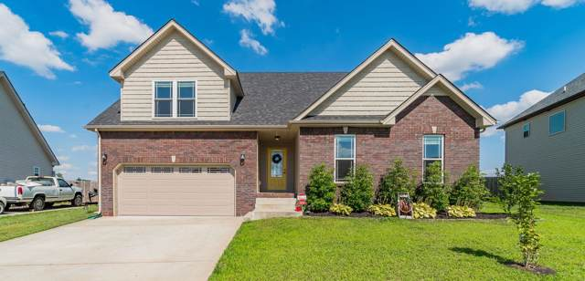 1753 Spring Haven Dr, Clarksville, TN 37040 (MLS #RTC2060568) :: Cory Real Estate Services