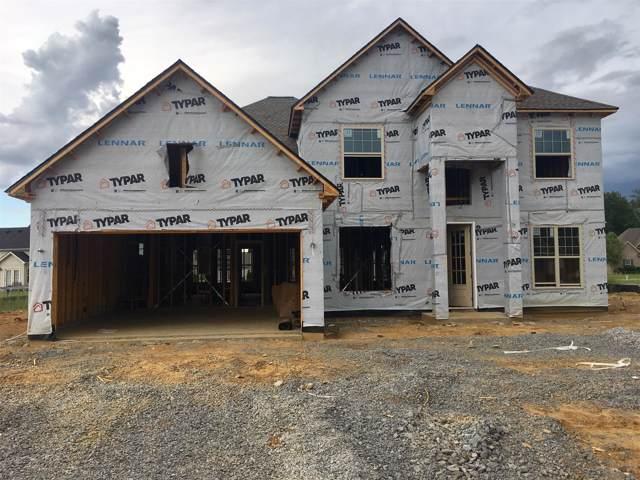 84 Gingerwood Drive Pra 84, Murfreesboro, TN 37129 (MLS #RTC2060637) :: Team Wilson Real Estate Partners