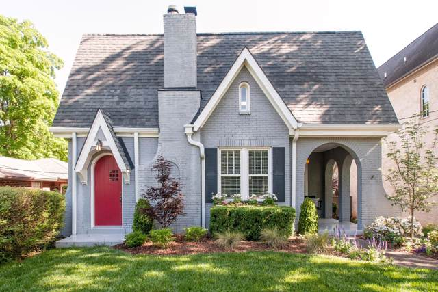 2508 Westwood Ave, Nashville, TN 37212 (MLS #RTC2060891) :: Ashley Claire Real Estate - Benchmark Realty