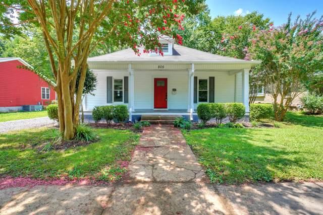 805 N Spring St, Murfreesboro, TN 37130 (MLS #RTC2061164) :: Village Real Estate