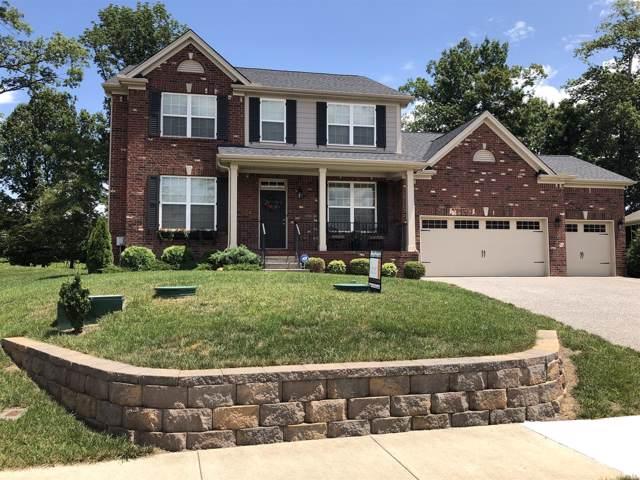 2516 Arbor Pointe Cv, Hermitage, TN 37076 (MLS #RTC2061333) :: RE/MAX Homes And Estates