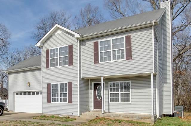 1383 Gemstone Ct, Clarksville, TN 37042 (MLS #RTC2061471) :: Nashville on the Move