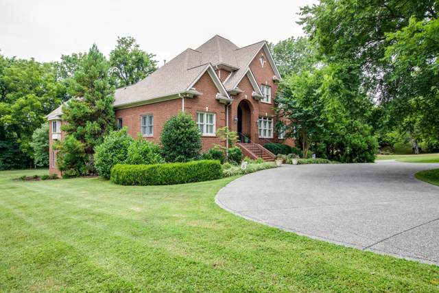 828 Woodburn Drive, Brentwood, TN 37027 (MLS #RTC2062122) :: Nashville on the Move
