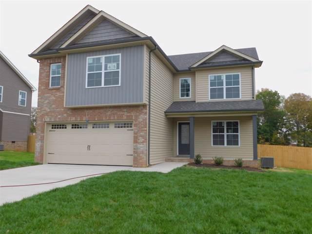 1329 Harmon Lane - Lot 45, Clarksville, TN 37042 (MLS #RTC2062553) :: Katie Morrell / VILLAGE