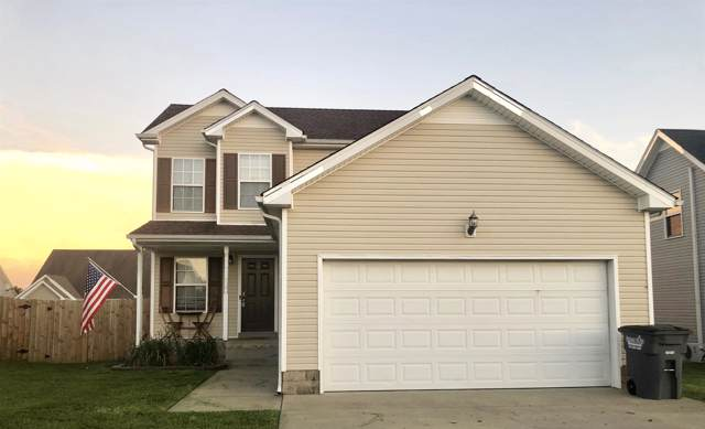 530 Oakmont Dr, Clarksville, TN 37042 (MLS #RTC2063293) :: The Group Campbell powered by Five Doors Network