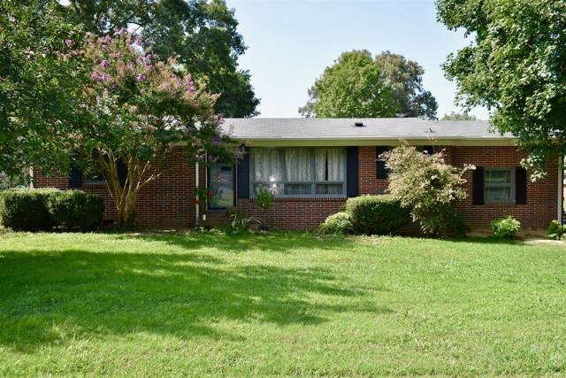 1100 Shady Ln, Manchester, TN 37355 (MLS #RTC2064276) :: The Milam Group at Fridrich & Clark Realty