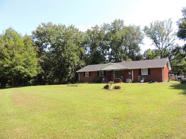 1384 West Rd, Clarksville, TN 37040 (MLS #RTC2064708) :: Village Real Estate