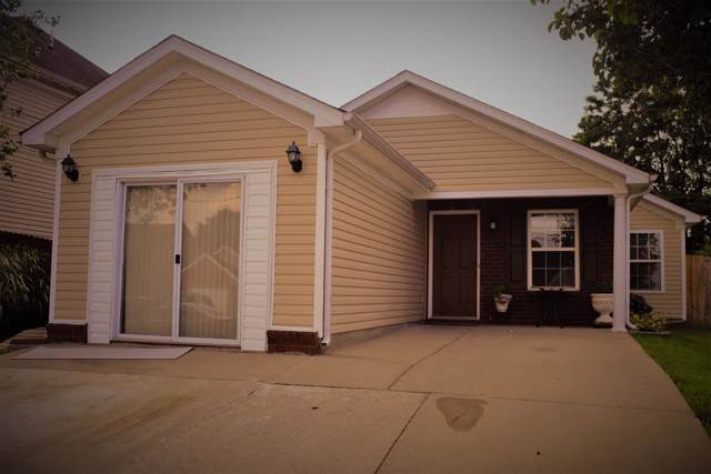 1529 James Gafford, La Vergne, TN 37086 (MLS #RTC2065849) :: Village Real Estate