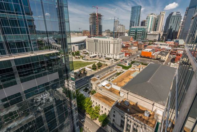 301 Demonbreun St Unit 1702 #1702, Nashville, TN 37201 (MLS #RTC2066052) :: The Kelton Group