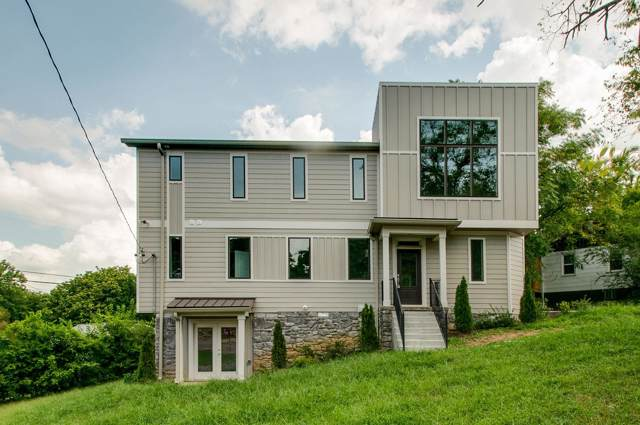 701 S 14Th St, Nashville, TN 37206 (MLS #RTC2066508) :: Armstrong Real Estate