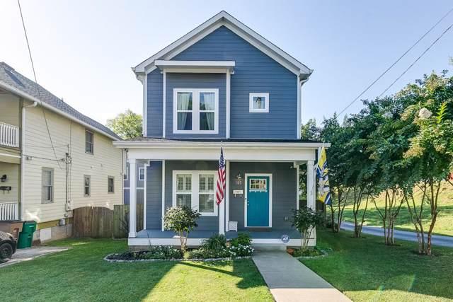 707 Buchanan St, Nashville, TN 37208 (MLS #RTC2066689) :: The Helton Real Estate Group