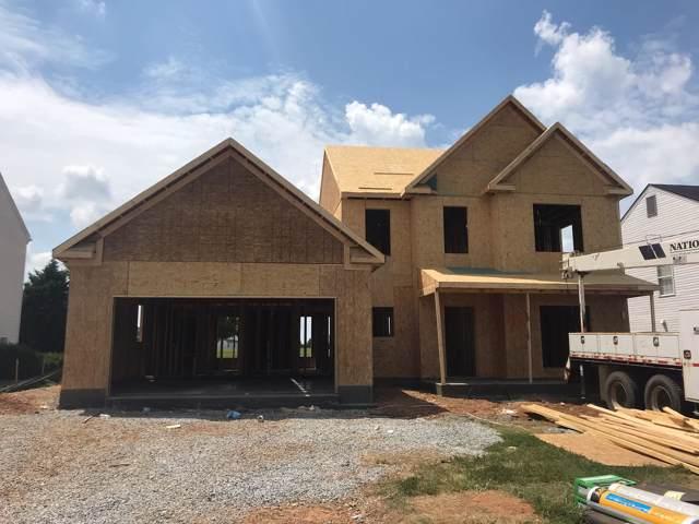 1003 Vanguard Dr, Spring Hill, TN 37174 (MLS #RTC2066737) :: Team Wilson Real Estate Partners