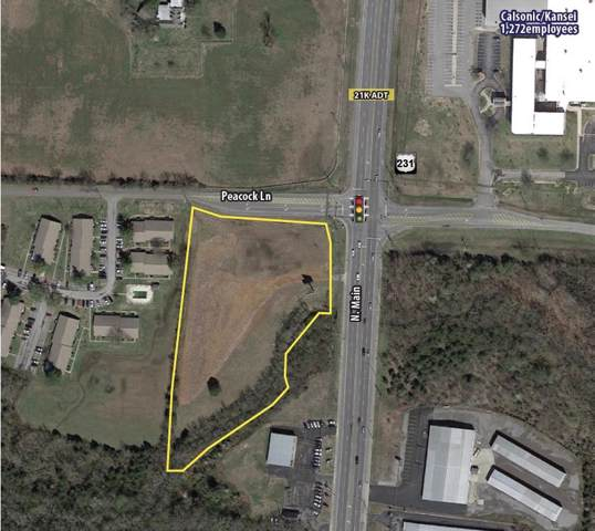 0 Main North St, Shelbyville, TN 37160 (MLS #RTC2066868) :: The Milam Group at Fridrich & Clark Realty