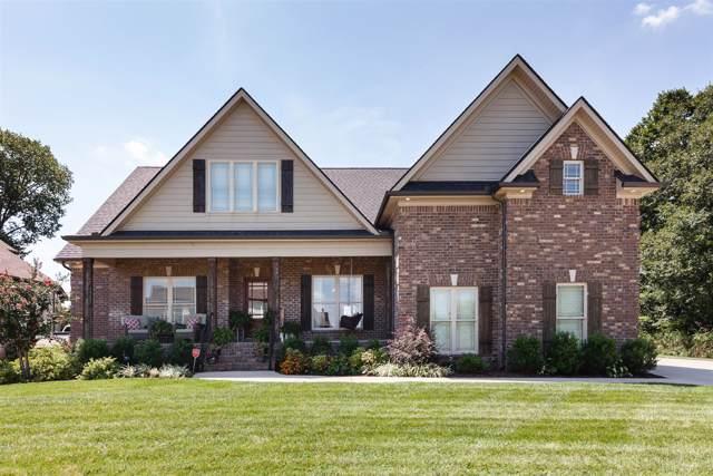 638 Dallas Ct (Lot 153), Murfreesboro, TN 37130 (MLS #RTC2066932) :: REMAX Elite