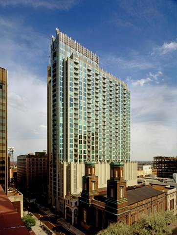 415 Church St Apt 1213 N #1213, Nashville, TN 37219 (MLS #RTC2067993) :: Ashley Claire Real Estate - Benchmark Realty