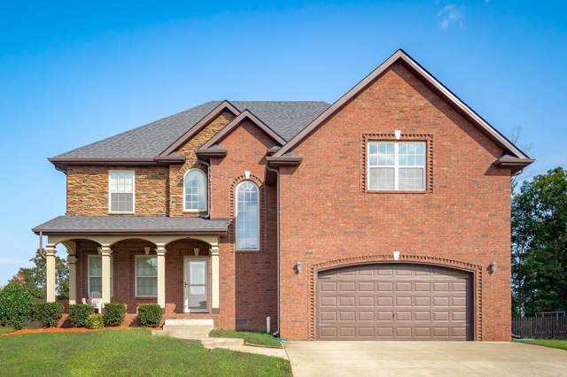 3173 Timberdale Dr, Clarksville, TN 37042 (MLS #RTC2068486) :: Village Real Estate
