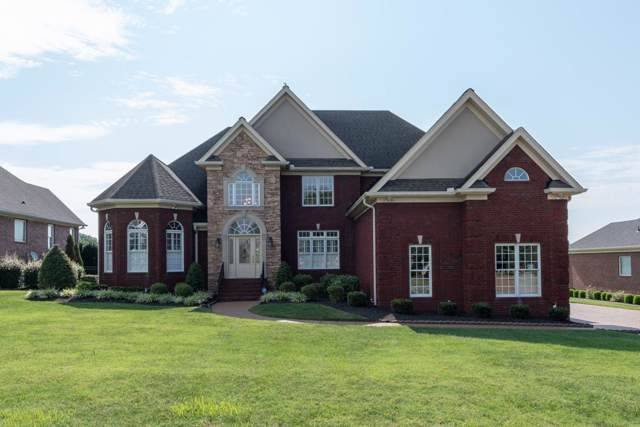 411 Five Oaks Blvd, Lebanon, TN 37087 (MLS #RTC2068495) :: Katie Morrell / VILLAGE