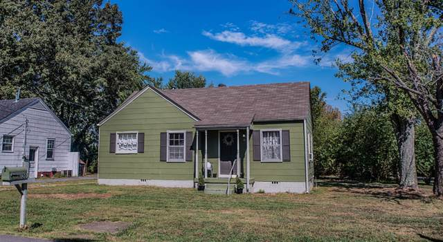 20 Central Ave, Tullahoma, TN 37388 (MLS #RTC2068882) :: RE/MAX Homes And Estates