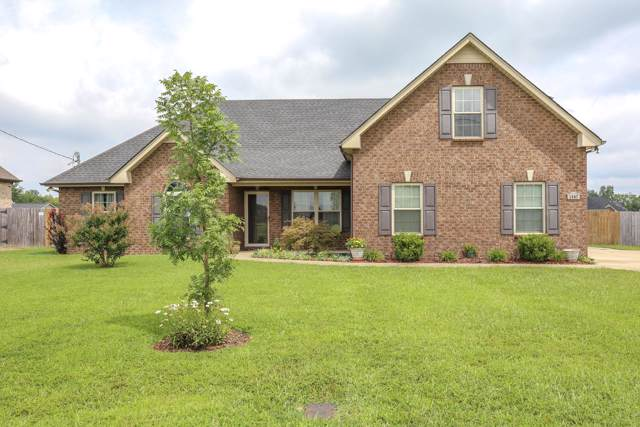 1947 Mural Ln, Murfreesboro, TN 37127 (MLS #RTC2068936) :: FYKES Realty Group