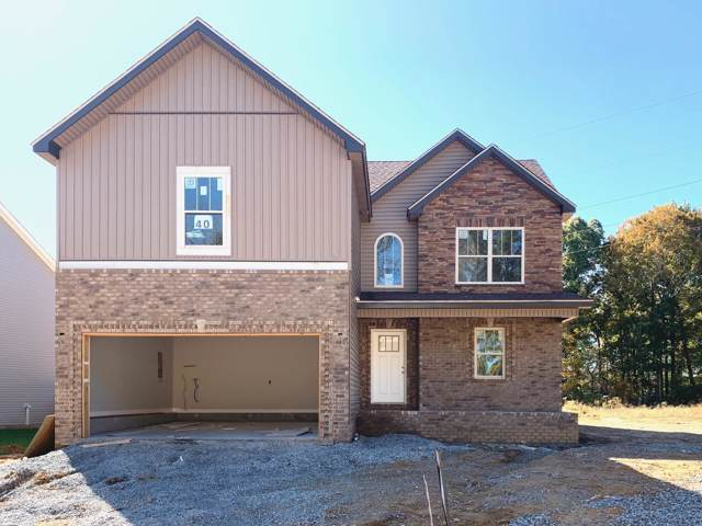 40 Bentley Meadows, Clarksville, TN 37043 (MLS #RTC2068973) :: Katie Morrell / VILLAGE