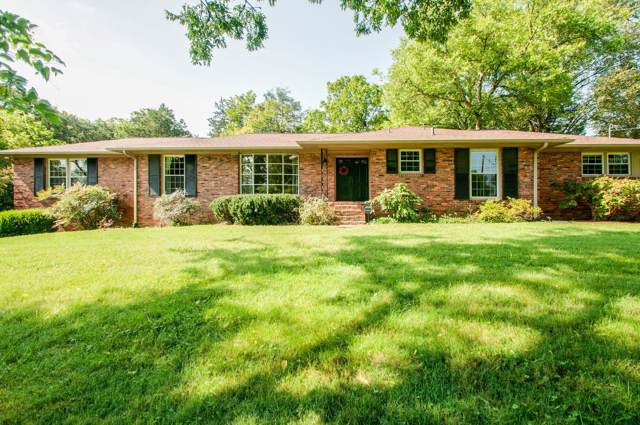 6405 Brownlee Dr, Nashville, TN 37205 (MLS #RTC2069401) :: Ashley Claire Real Estate - Benchmark Realty