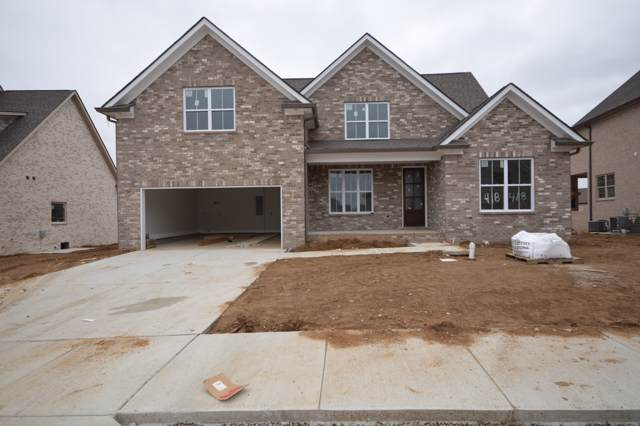 1016 Alpaca Drive (418), Spring Hill, TN 37174 (MLS #RTC2069633) :: The Group Campbell powered by Five Doors Network