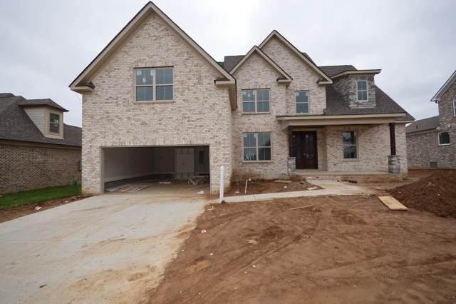 1018 Alpaca Drive (417), Spring Hill, TN 37174 (MLS #RTC2069641) :: Team Wilson Real Estate Partners