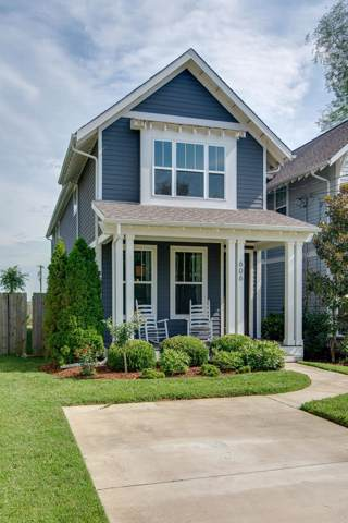 606B Moore Ave, Nashville, TN 37203 (MLS #RTC2069943) :: CityLiving Group