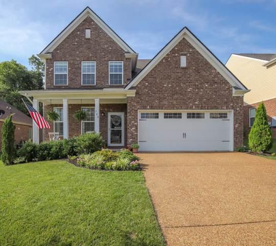 708 Bench Ln, Mount Juliet, TN 37122 (MLS #RTC2070332) :: Village Real Estate