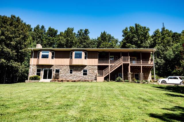 108 Ward Hollow Rd, Brush Creek, TN 38547 (MLS #RTC2070500) :: John Jones Real Estate LLC