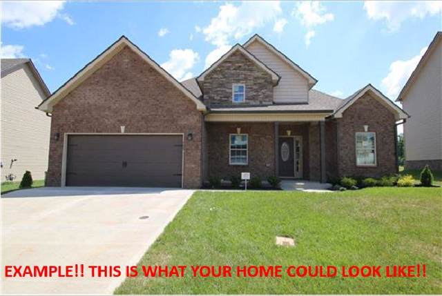 256 The Groves At Hearthstone, Clarksville, TN 37040 (MLS #RTC2071782) :: Village Real Estate