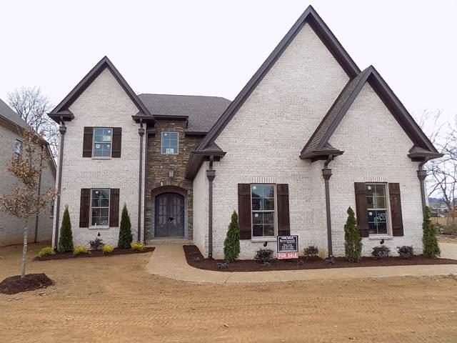 1573 Bunbury Dr (255), Thompsons Station, TN 37179 (MLS #RTC2071905) :: Village Real Estate