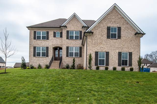 5015 Wallaby Dr (358), Spring Hill, TN 37174 (MLS #RTC2071938) :: Village Real Estate