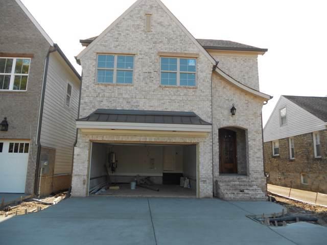 1495B Woodmont Blvd, Nashville, TN 37215 (MLS #RTC2072147) :: Village Real Estate