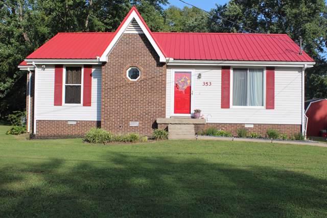 353 Marrell St, Gallatin, TN 37066 (MLS #RTC2072233) :: John Jones Real Estate LLC
