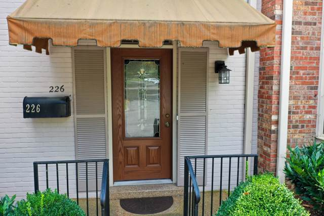 4400 Belmont Park Ter Apt 226 #226, Nashville, TN 37215 (MLS #RTC2072261) :: Keller Williams Realty