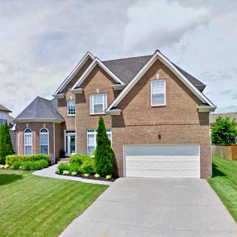 2834 Kaye Dr, Spring Hill, TN 37174 (MLS #RTC2072352) :: Nashville on the Move