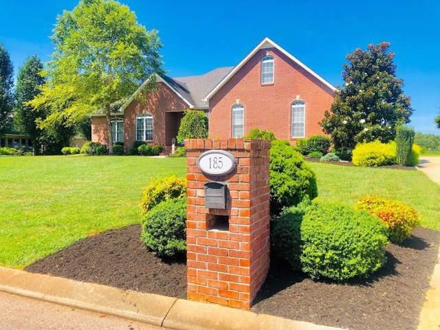 185 Bell Dr W, Winchester, TN 37398 (MLS #RTC2072512) :: The Helton Real Estate Group
