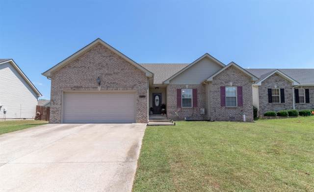 625 Deer Ridge Dr, Clarksville, TN 37042 (MLS #RTC2072549) :: The Milam Group at Fridrich & Clark Realty