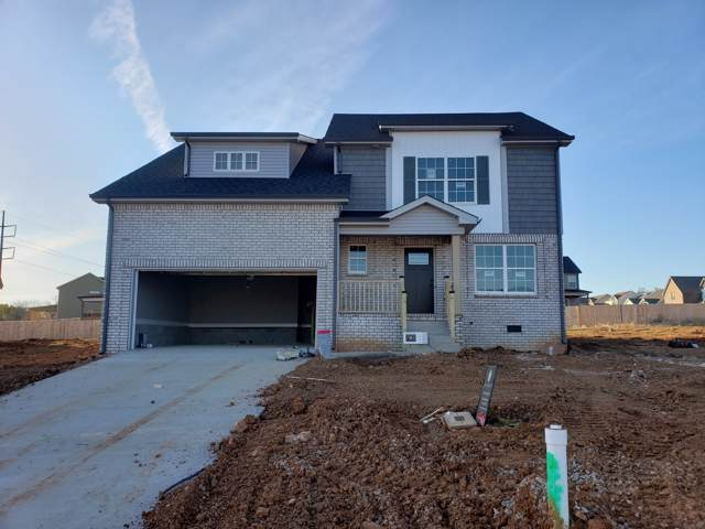 894 Wild Elm Ct (Lot 43), Clarksville, TN 37042 (MLS #RTC2073868) :: RE/MAX Homes And Estates