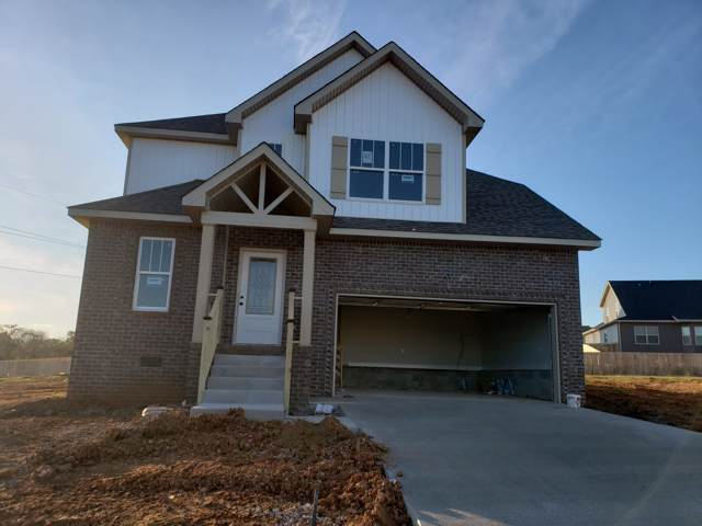 890 Wild Elm Ct (Lot 42), Clarksville, TN 37042 (MLS #RTC2074210) :: RE/MAX Homes And Estates