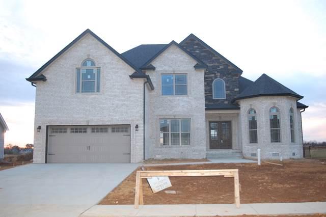 37 Wellington Fields, Clarksville, TN 37043 (MLS #RTC2074515) :: REMAX Elite