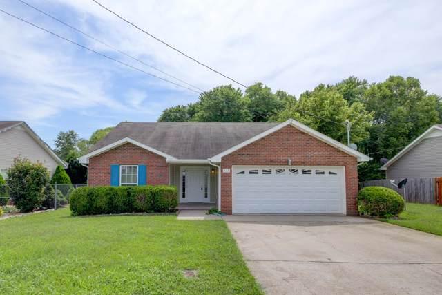 422 Faulkner Dr, Clarksville, TN 37042 (MLS #RTC2075410) :: REMAX Elite