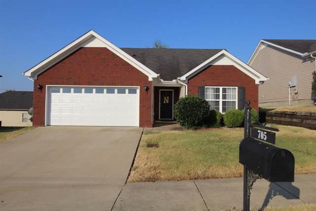 705 Candlecreek Way, Antioch, TN 37013 (MLS #RTC2075420) :: Village Real Estate