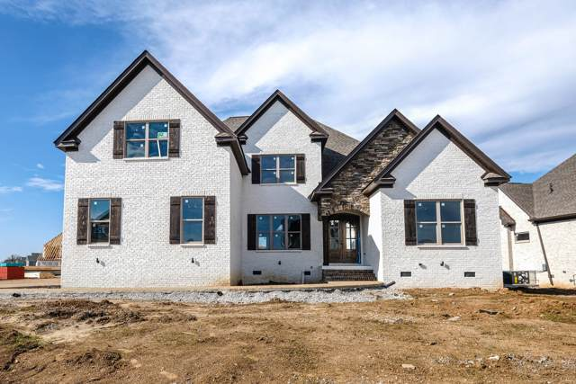 6024 Trout Lane (Lot 253), Spring Hill, TN 37174 (MLS #RTC2077055) :: The Group Campbell powered by Five Doors Network